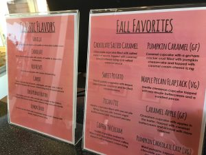 Their menu evolves constantly with weekly themes